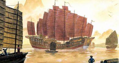 1574; PIRATAS CHINOS ATACAN MANILA