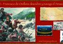 FRANCISCO DE ORELLANA DESCUBRE Y NAVEGA EL AMAZONAS
