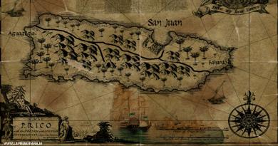 ATAQUE INGLÉS A PUERTO RICO EN 1797