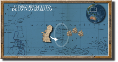 EL DESCUBRIMIENTO DE LAS ISLAS MARIANAS